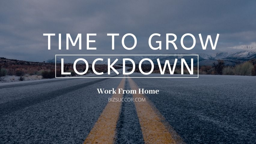 Time to Grow - Lockdown