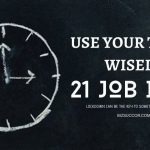use your time wisely -bizsuccor.com